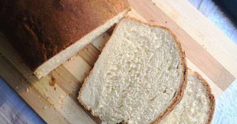 Super Soft Sandwich Bread (Without Kneading Machine)