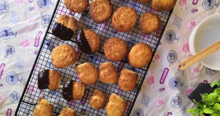 Biscuits au beurre nutritifs | recette facile