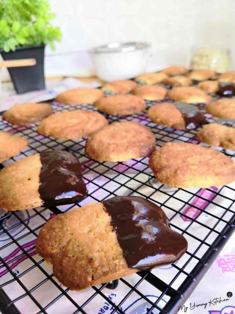 biscuits à la farine d'amande