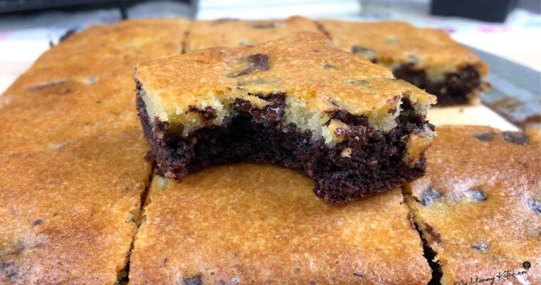 Recette Brookie Cétogène   Le Meilleur gâteau keto !