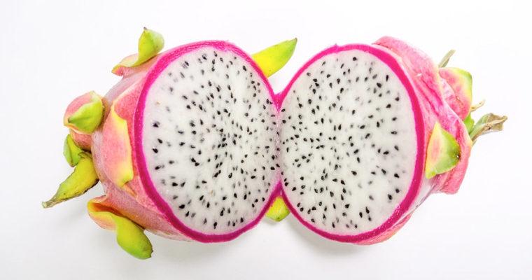 Fruit du Dragon ou Pitaya, Bienfaits et utilisations